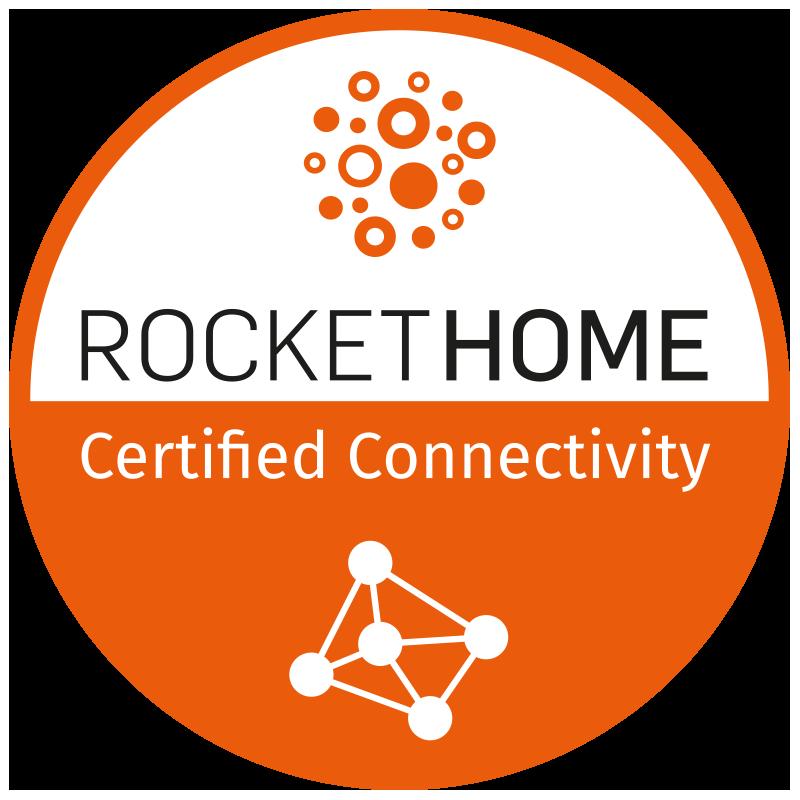 rockethome neu rockethome connect programm zur zertifizierung und integration von smart. Black Bedroom Furniture Sets. Home Design Ideas